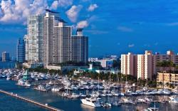 Wallpaper of Miami Florida