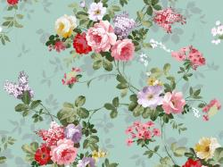 Wallpapers for Gt Flower Pattern Desktop Background 1600x1200px