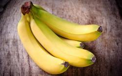 Food Bananas Yellow
