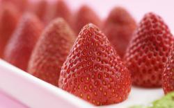 Strawberry Sweet Macro Pics Million Wallpapers Wallpaper Strawberry, food, berry, macro desktop wallpaper