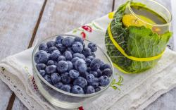 Berry Blueberry Food