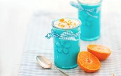 Food Dessert Orange Citrus Fruit Cups