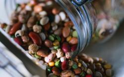 Food Grains Jar