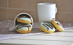 Food Sweet Donuts Cups
