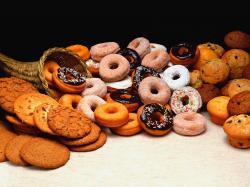 HD Wallpaper   Background ID:2957. 1024x768 Food Sweets