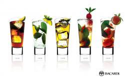 Food - Color drinks desktop wallpaper Color drinks