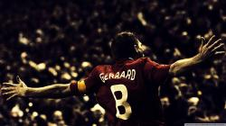 Image for Steven Gerrard Football Wallpaper