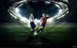euroitaly vs spain football wallpaper 28