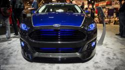 2012 SEMA: Ford Fusion by MRT Performance - Live Photos