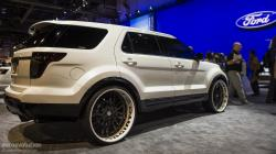 2013 Ford Explorer Sport by Forgiato - photo gallery