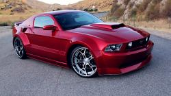 Could there be a tougher test of a modern Mustang's credentials than merging onto Los Angeles's famous Sunset Boulevard and immediately encountering a ...