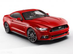 2015 Ford Mustang GT 1600 x 1200