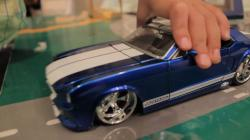 Toy Car KIDS REVIEW Ford Mustang BIGTIME Muscle CARS Imagination