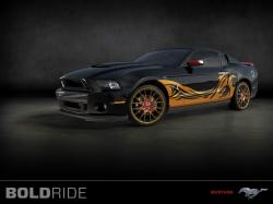 2013 Ford Mustang Shelby GT500 Cobra Tribute 1024 x 768