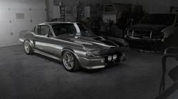 Ford Mustang GT500 Shelby Eleanor Garage