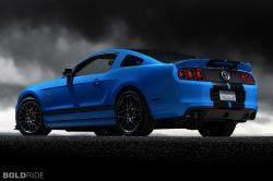 2013 Ford Mustang Shelby GT500 1280 x 1080