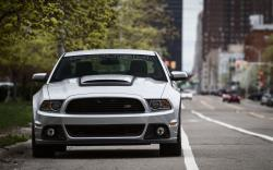 Ford Mustang Street City
