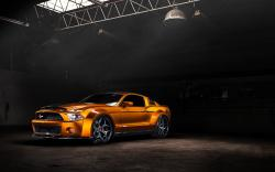 Ford Mustang Tuning Car Warehouse