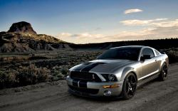 Ford Mustang Wallpaper Hd Desktop Background