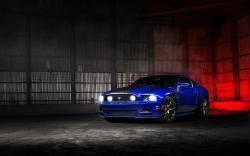 Ford Mustang Car Warehouse
