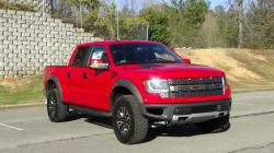 2013 Ford Raptor SVT Race Red Walkaround