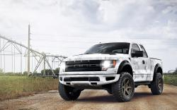 Ford Raptor Camouflage