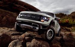 Ford F 150 SVT Raptor 2013