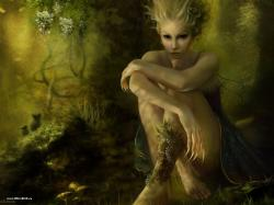 Forest fairy - Best wallpapers on your desktop: Fantasy