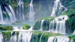 forest waterfall wallpaper Elegant Forest Waterfall Wallpaper Widescreen and HD background
