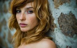 Vica Kerekes (/r/FreckledGirls) ...