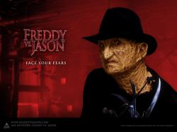 Horror legends Freddy Krueger