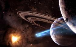 Free Asteroid Wallpaper