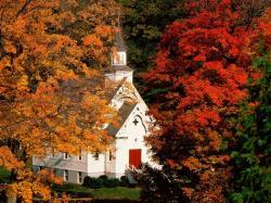 Free Autumn Landscape Desktop Background Wallpaper Image 1600x1200px