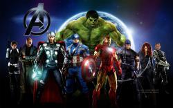 The Avengers Movie wallpaper