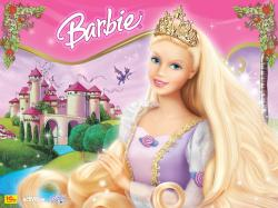 Free Barbie Wallpaper 24045 1365x1024 px
