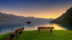 Amazing Bench Wallpaper