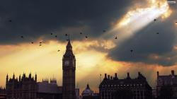 London Big Ben Wallpaper
