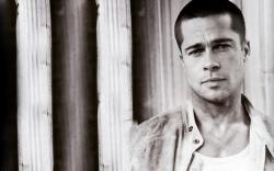 close up brad pitt wide