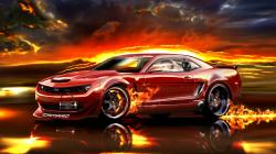 Camaro Wallpaper HD Free Download