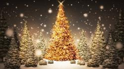 Free Download Christmas Lights Snow High Quality Wallpaper Hnb 1920x1080px
