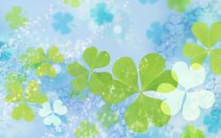 clover Wallpaper