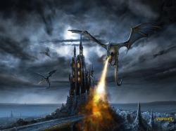 Free Dragon Wallpaper 1697