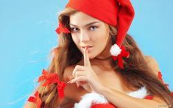 Free Wallpaper Holiday Christmas Girls Desktop 1920x1200px