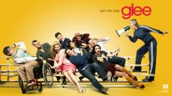 Free Glee Wallpaper