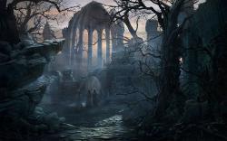 Path to the Gothic Choir