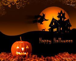 Free Halloween Wallpapers for Desktop Happy 1280x1024px