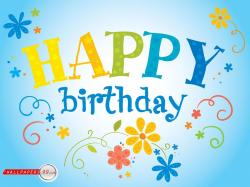 Hd Happy Birthday Hd Background Wallpaper 32 HD Wallpapers