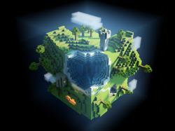Minecraft Res: 4096x3072 / Size:947kb. Views: 1102452