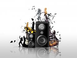 Free Music Wallpaper Widescreen 6 Wide HD