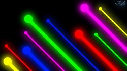 Cocktail Yoshiwagir Neon Lights Wallpaper Details and Download Free